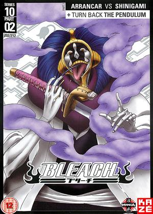 Bleach: Series 10: Part 2 Online DVD Rental