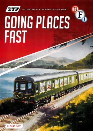 British Transport Films Collection: Going Places Fast Online DVD Rental