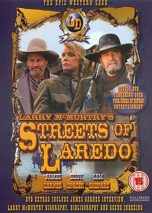 Rent Streets of Laredo Online DVD Rental