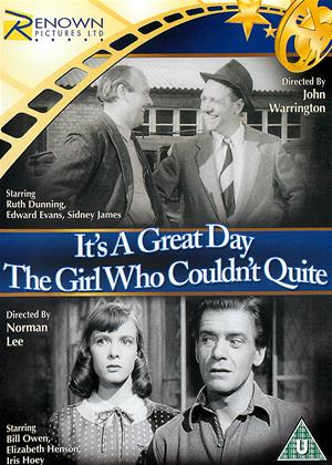 It's a Great Day / The Girl Who Couldn't Quite Online DVD Rental