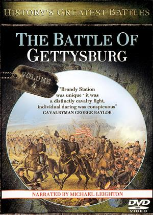 The Battle of Gettysburg Online DVD Rental