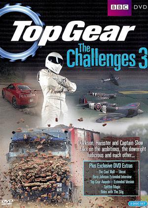 Rent Top Gear: The Challenges: Vol.3 Online DVD Rental