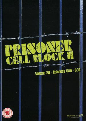 Prisoner Cell Block H: Vol.20 Online DVD Rental
