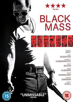 Black Mass Online DVD Rental