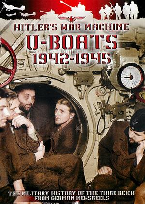 Rent U-Boats: 1942-1945 Online DVD Rental