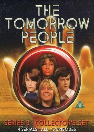 The Tomorrow People: Series 3 Online DVD Rental