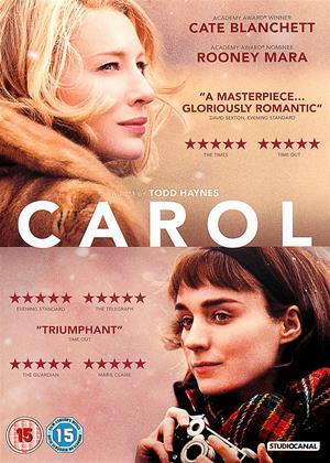 Carol Online DVD Rental