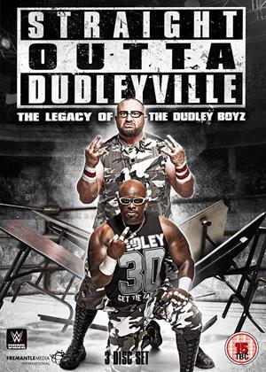 WWE: Straight Outta Dudleyville: The Legacy of the Dudley Boyz Online DVD Rental