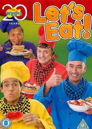 The Wiggles: Let's Eat! Online DVD Rental