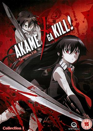 Akame ga Kill!: Part 1 Online DVD Rental