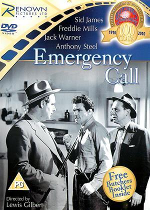 Rent Emergency Call (aka The Hundred Hour Hunt) Online DVD Rental