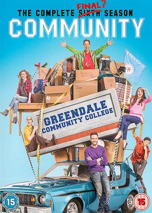 Rent Community: Series 6 (aka Community: Final Series) Online DVD Rental