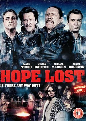 Hope Lost Online DVD Rental