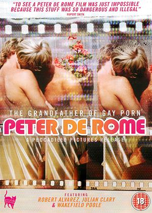 Rent Peter De Rome: The Grandfather of Gay Porn Online DVD Rental