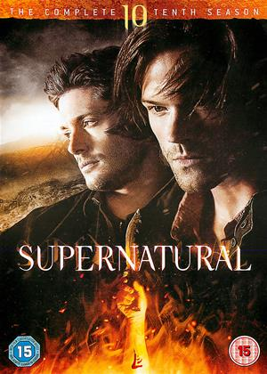 Supernatural: Series 10 Online DVD Rental