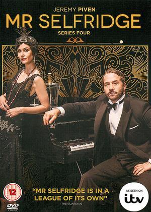 Rent Mr Selfridge: Series 4 Online DVD Rental
