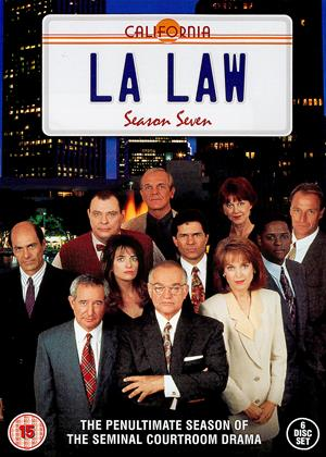 Rent L.A. Law: Series 7 Online DVD Rental