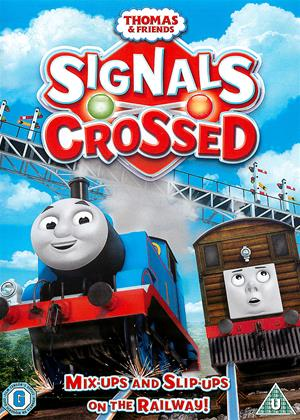 Rent Thomas the Tank Engine and Friends: Signals Crossed Online DVD Rental