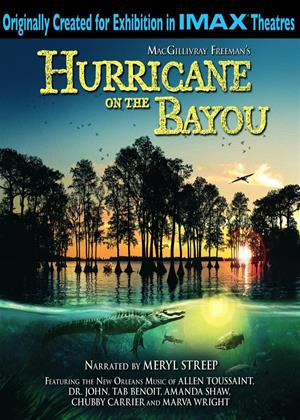 Rent Hurricane on the Bayou Online DVD Rental