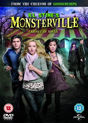 Rent R.L. Stine's Monsterville: The Cabinet of Souls Online DVD Rental