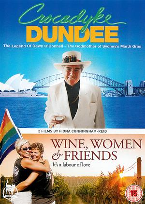 Croc a Dyke Dundee / Wine, Women and Friends Online DVD Rental