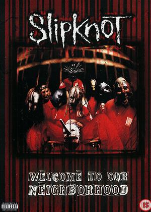 Slipknot: Welcome to Our Neighborhood Online DVD Rental