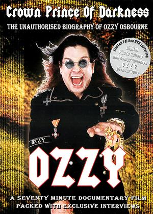 Rent Ozzy Osbourne: Crown Prince of Darkness (aka Ozzy Osbourne: Crown Prince of Darkness (Unauthorized Biography)) Online DVD Rental