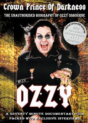 Ozzy Osbourne: Crown Prince of Darkness Online DVD Rental