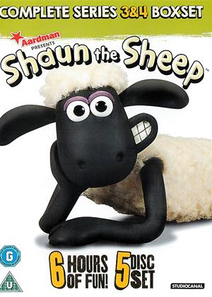 Shaun the Sheep: Series 3 and 4 Online DVD Rental