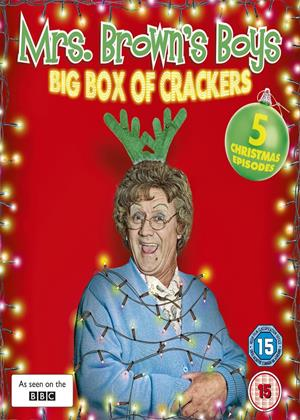 Mrs Brown's Boys: Christmas Specials 2011-2013 Online DVD Rental