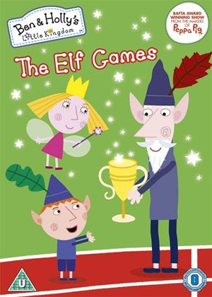 Ben and Holly's Little Kingdom: The Elf Games Online DVD Rental