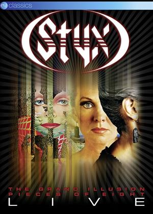 Rent Styx: The Grand Illusion / Pieces of Eight: Live Online DVD Rental