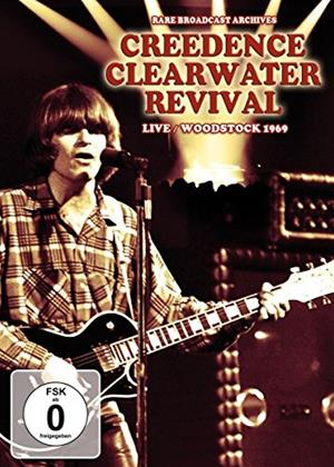 Rent Creedence Clearwater Revival: Live / Woodstock Online DVD Rental