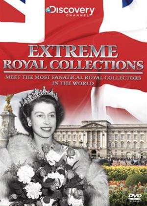 Queen Elizabeth II: Extreme Royal Collection Online DVD Rental
