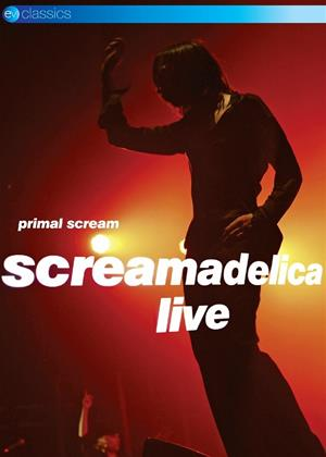 Rent Primal Scream: Screamadelica Live Online DVD Rental