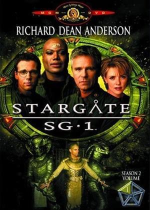 Rent Stargate SG-1: Series 2: Vol.1 Online DVD Rental