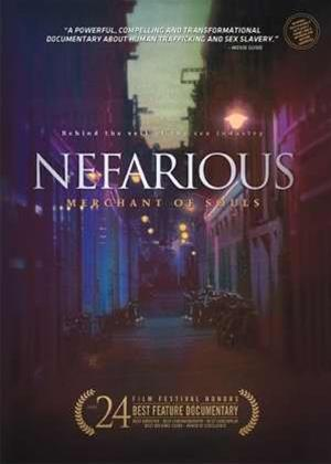 Nefarious: Merchant of Souls Online DVD Rental