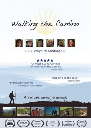Walking the Camino: Six Ways to Santiago Online DVD Rental