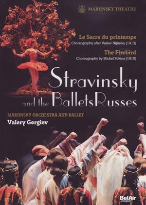 Rent Stravinsky and the Ballets Russes: The Firebird and the Rite of Spring Online DVD Rental