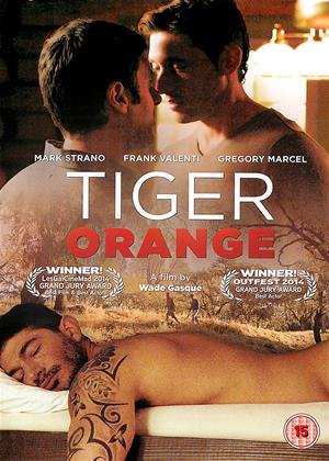 Tiger Orange Online DVD Rental