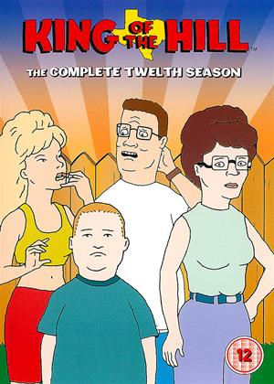 King of the Hill: Series 12 Online DVD Rental
