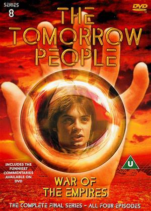 The Tomorrow People: Series 8 Online DVD Rental