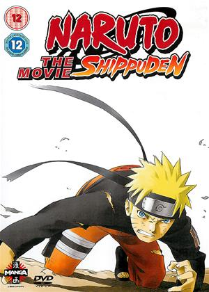Naruto Shippuden: The Movie Online DVD Rental