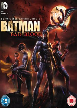 Batman: Bad Blood Online DVD Rental