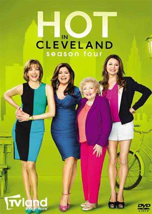 Rent Hot in Cleveland: Series 4 Online DVD Rental