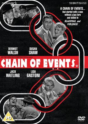 Chain of Events Online DVD Rental