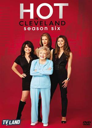 Hot in Cleveland: Series 6 Online DVD Rental
