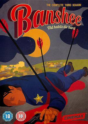 Banshee: Series 3 Online DVD Rental