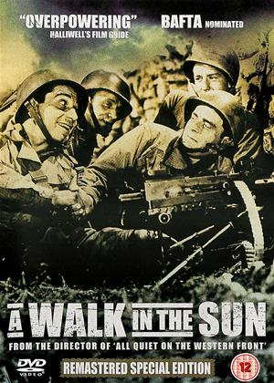A Walk in the Sun Online DVD Rental