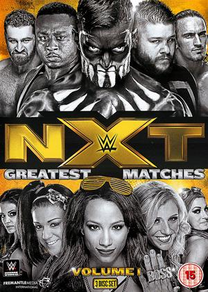WWE: Greatest NXT Matches: Vol.1 Online DVD Rental